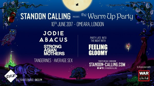 Standon Calling Presents: The Warm Up Party at Omeara
