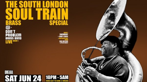 The South London Soul Train at Omeara