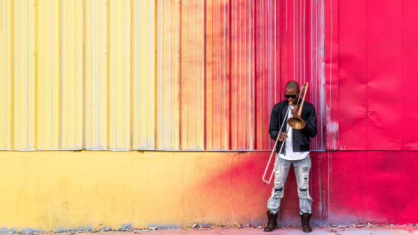 Trombone Shorty & Orleans Avenue at Omeara