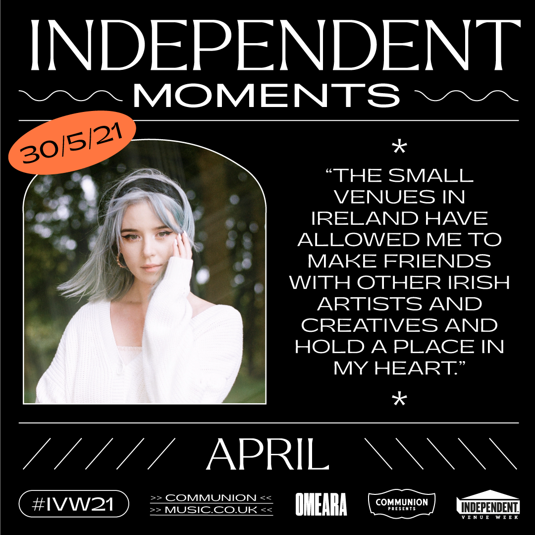 April Independent Moments
