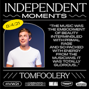 Tomfoolery Independent Moments